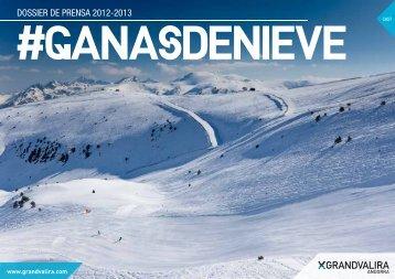 DOSSIER DE PRENSA 2012-2013 - Grandvalira