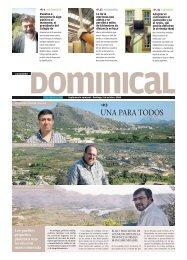 Para Dominical pinche aquí - Diario Información