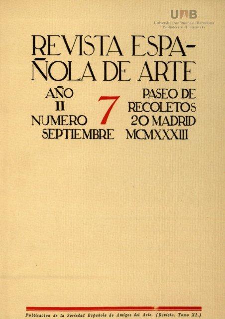 AÑO — PASEO DE II / RECOLETOS NUMERO / 2 0 MADRD ...