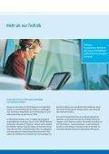 Das Herzstück sicherer Telekommunikationslösungen ... - Aastra - Page 4