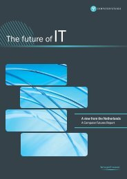 The future of IT - Computer Futures