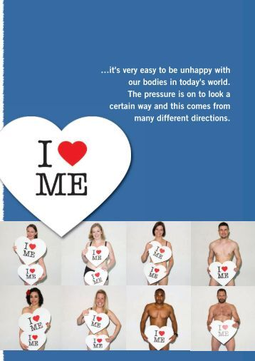 Attitudes to body image in the UK