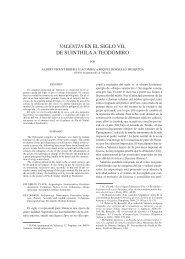 valentia en el siglo vii, de suinthila a teodomiro - Ex Officina Hispana
