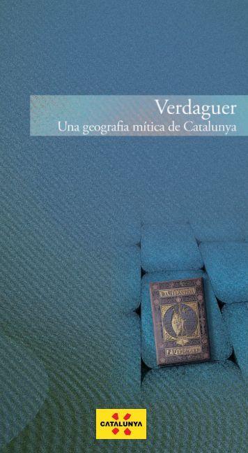 01-80 Verdaguer cat.qxp:Catal‡ - Generalitat de Catalunya