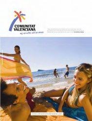 Vier bestemmingen, één kloppend hart - Comunidad Valenciana