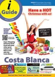 Vista Card - Vista Costa Blanca