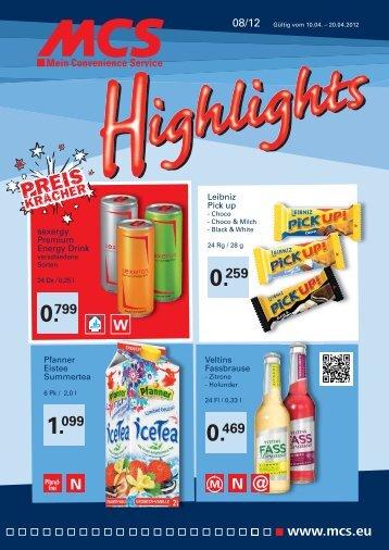 QR-Code - MCS Marketing und Convenience-Shop System GmbH