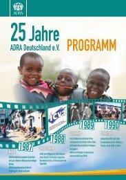Programm - Adra
