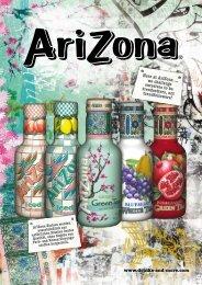 finden Sie das original AriZona Produktdatenblatt zum Download.