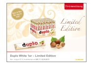 Duplo White 1er – Limited Edition