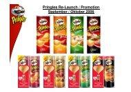 Pringles Relaunch