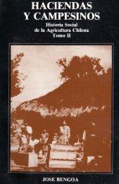 Jose Bengoa - Centro de Documentación Indígena.