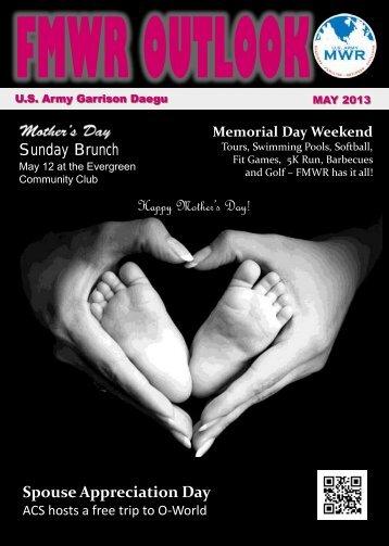 Sunday Brunch Happy Mother's Day! Spouse Appreciation Day