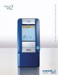 Abaxis VetScan VS2 Flyer - 2ndChance.info