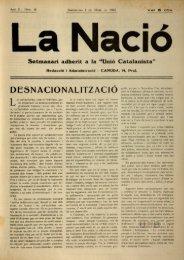 DESNACIONALITZACIÓ - Dipòsit Digital de Documents de la UAB