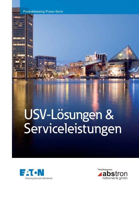 Usv-Lösungen & Serviceleistungen - Citel Electronics Gmbh