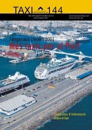 PDF Revista Taxi nº144 - Institut Metropolità del Taxi