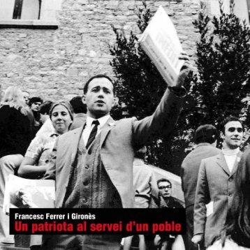 Un patriota al servei - Fundació Josep Irla