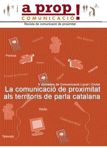 A prop - Taula de Comunicació