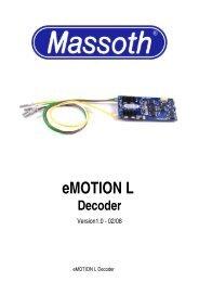 8154001 Version 1.00 - Massoth