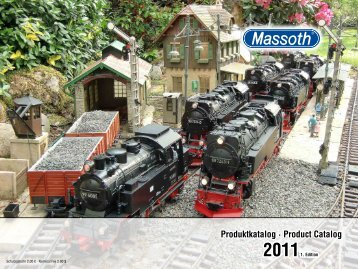 Massoth Produkte 2011 (PDF 7,1MB)