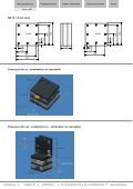 MS 30 Miniature Translation Stages with piezo ... - mechOnics ag - Page 6