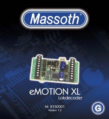 Anleitung - Massoth