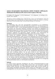 Analyse intramuskulärer Koordination: erhöhte räumliche Auflösung ...