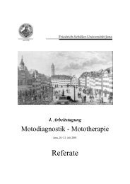 Referate - Friedrich-Schiller-Universität Jena