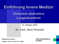 Patientenpräsentation herunterladen - Medizin 1