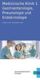 Medizinische Klinik 1 Gastroenterologie, Pneumologie und ...