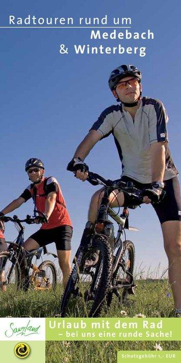 Radtouren rund um Medebach & Winterberg - Touristik GmbH ...