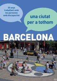 Barcelona, una ciutat per a tothom - Ajuntament de Barcelona
