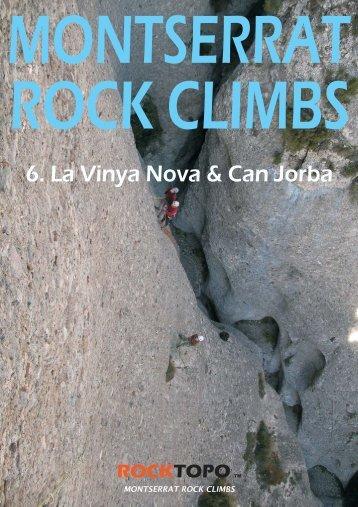 6. La Vinya Nova & Can Jorba - RockTopo