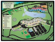 Campus Map - Richard Stockton College of New Jersey