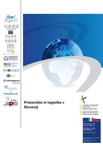 Pristanišče in logistika v Sloveniji - iCon