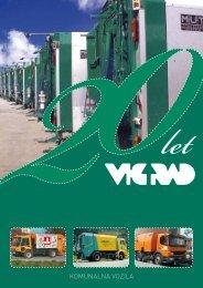 katalog komunalnih vozil mut - Vigrad doo