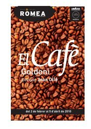 El Cafè - Grup Focus