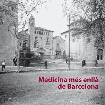 Medicina més enllà de Barcelona - MEDICINA i ARQUITECTURA ...