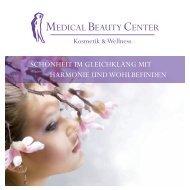 Broschüren Download - Medical Beauty Center