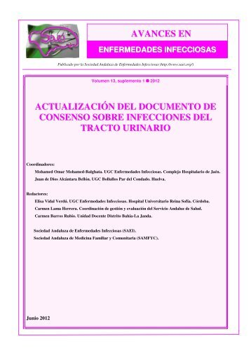 Actualización del Documento de Consenso sobre ... - SAMFyC