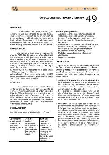 INFECCIONES DEL TRACTO URINARIO 49 - IntraMed