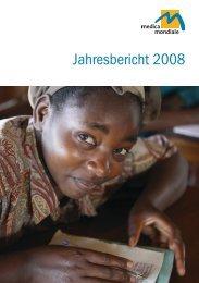 Jahresbericht 2008 - medica mondiale eV