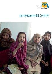 Jahresbericht 2009 - medica mondiale eV