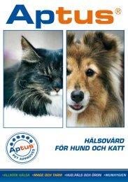 Hälsovård för hund och katt.pdf. - Orion Pharma Animal Health