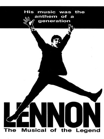 Lennon - The Musical - Peter Bishop