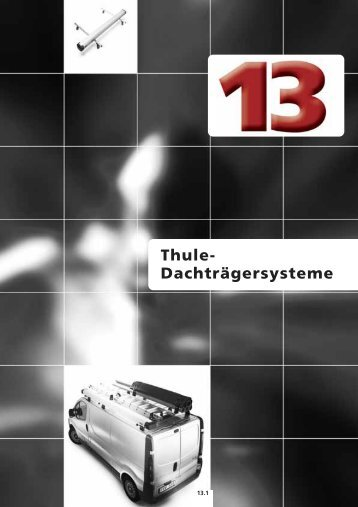 Thule-Dachträgersysteme - A. Brickwedde