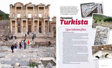 Efesos kukoistaa jälleen - Turkki