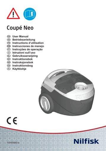 Coupé Neo - Nilfisk PARTS - Nilfisk-Advance