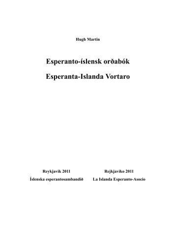Leitarvæn gerð - 98-a Universala Kongreso de Esperanto